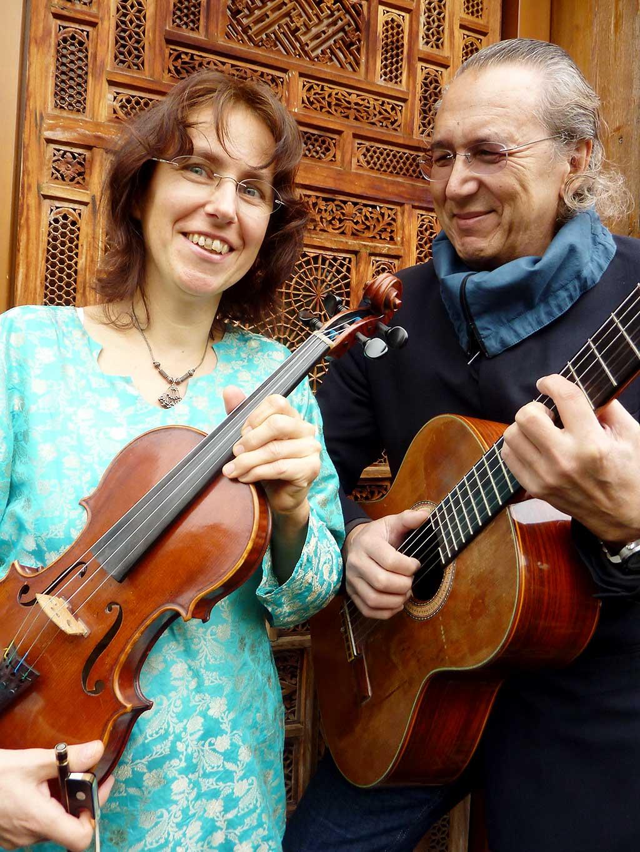 Katharina Mlitz-Hussain & Burkard Groebl
