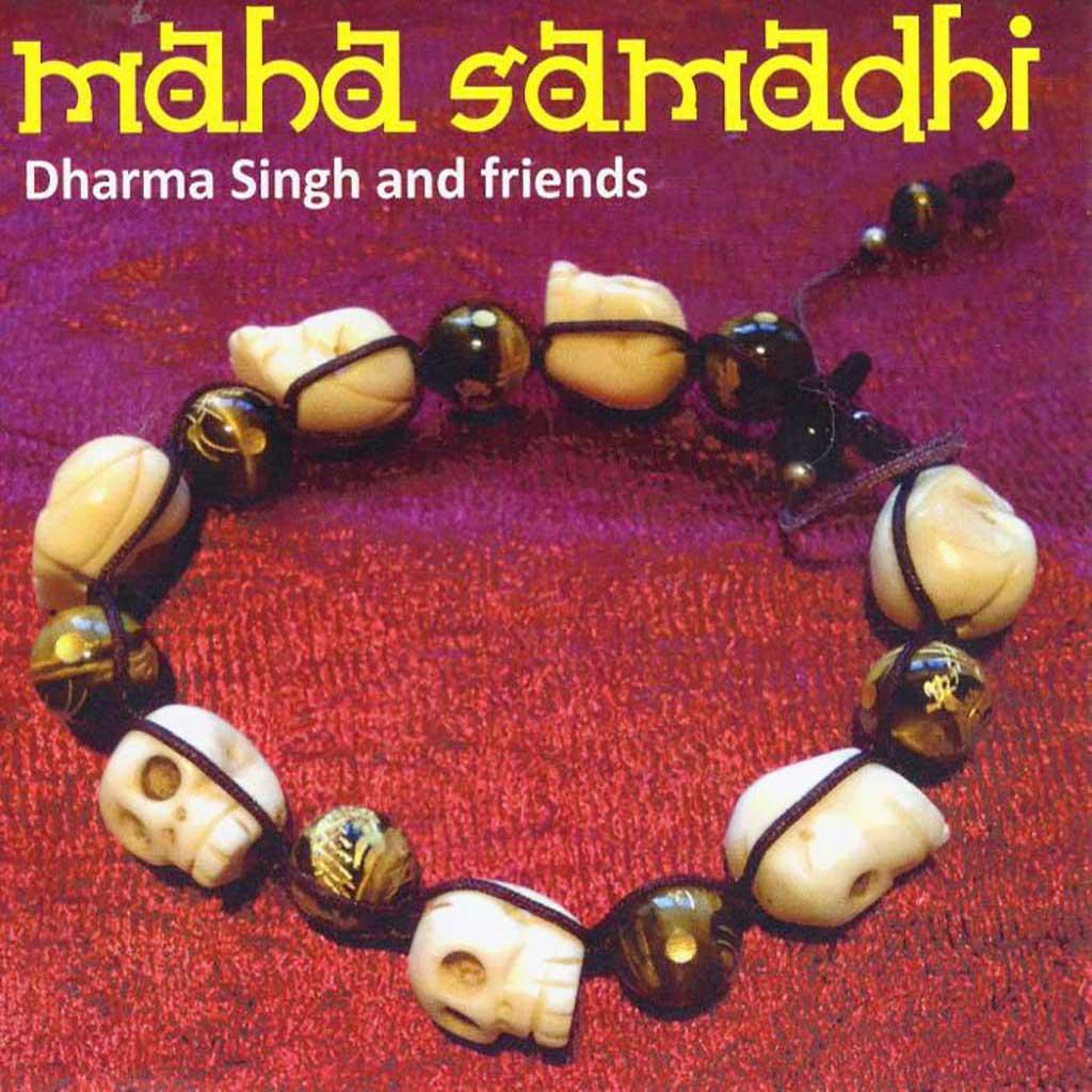 Maha Samadhi