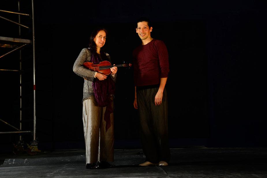 Musikfeste mit Katharina Mlitz-Hussain, Violinistin