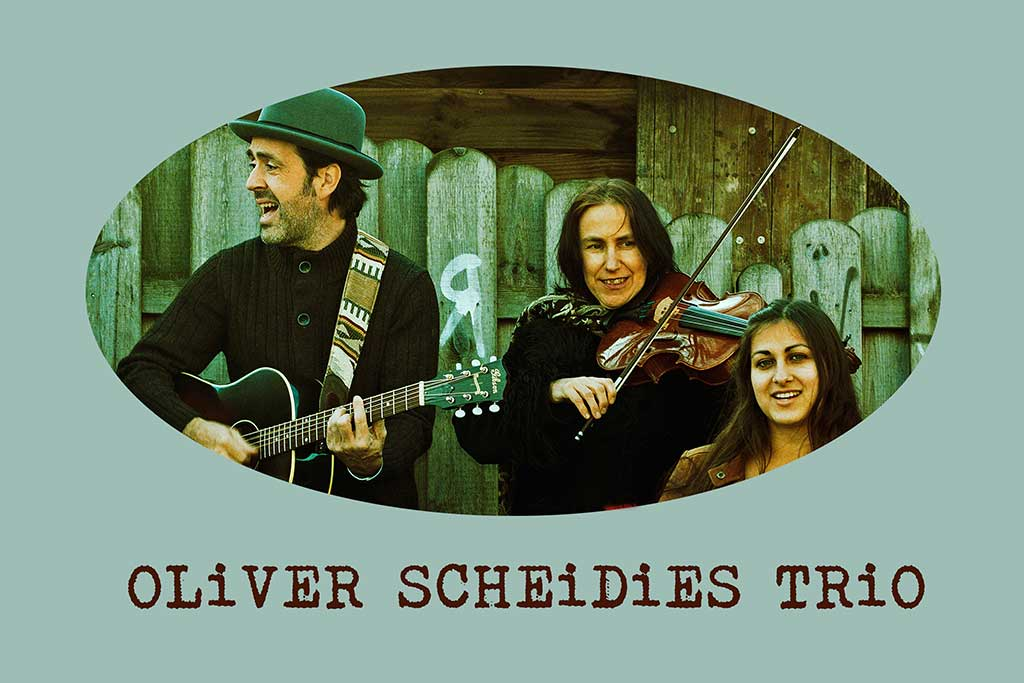 Oliver Scheidies Trio