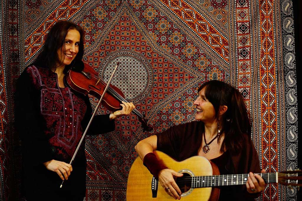 Perin Dinekli& Katharina Mlitz-Hussain