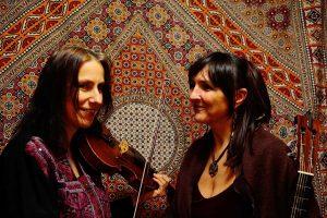 Perin Dinekli & Katharina Mlitz-Hussain (2)